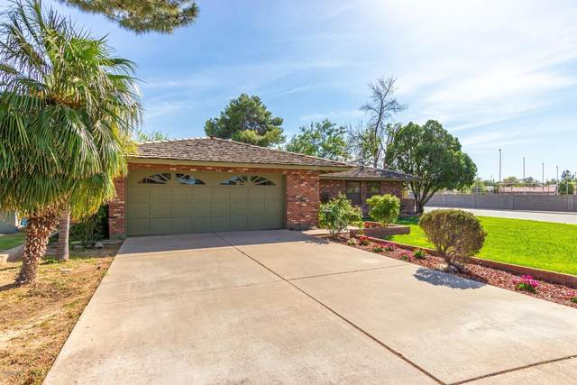 3843 E Caballero Circle, Mesa, AZ 85205 (MLS #6063225) :: Conway Real Estate