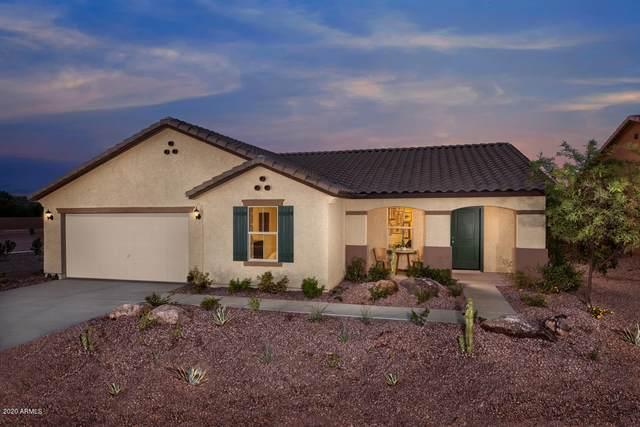 20209 N Laural Road, Maricopa, AZ 85138 (MLS #6063227) :: Arizona Home Group