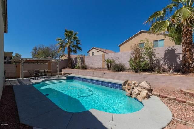 24824 W Pueblo Avenue, Buckeye, AZ 85326 (MLS #6063247) :: Lux Home Group at  Keller Williams Realty Phoenix