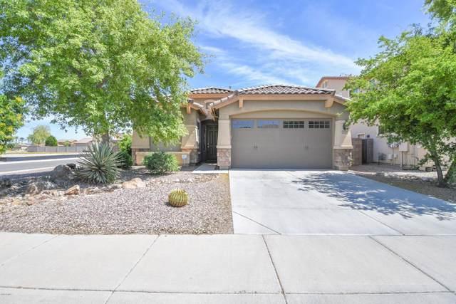 2830 N White Sands Lane, Casa Grande, AZ 85122 (MLS #6063248) :: Lux Home Group at  Keller Williams Realty Phoenix