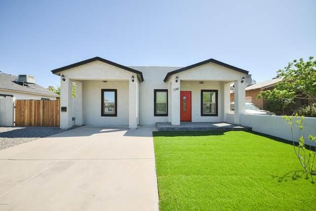 1141 E Portland Street, Phoenix, AZ 85006 (MLS #6063258) :: The Daniel Montez Real Estate Group