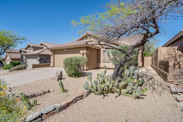 10486 E Star Of The Desert Drive, Scottsdale, AZ 85255 (MLS #6063264) :: Brett Tanner Home Selling Team
