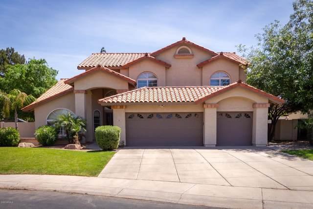 735 N Yucca Street, Chandler, AZ 85224 (MLS #6063270) :: BIG Helper Realty Group at EXP Realty