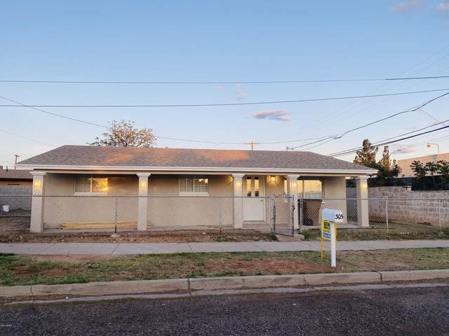 305 N H Avenue, Douglas, AZ 85607 (MLS #6063273) :: BIG Helper Realty Group at EXP Realty