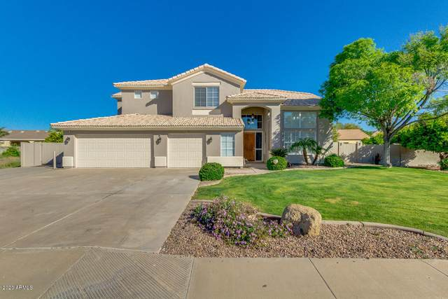 2044 E Norwood Street, Mesa, AZ 85213 (MLS #6063279) :: Conway Real Estate