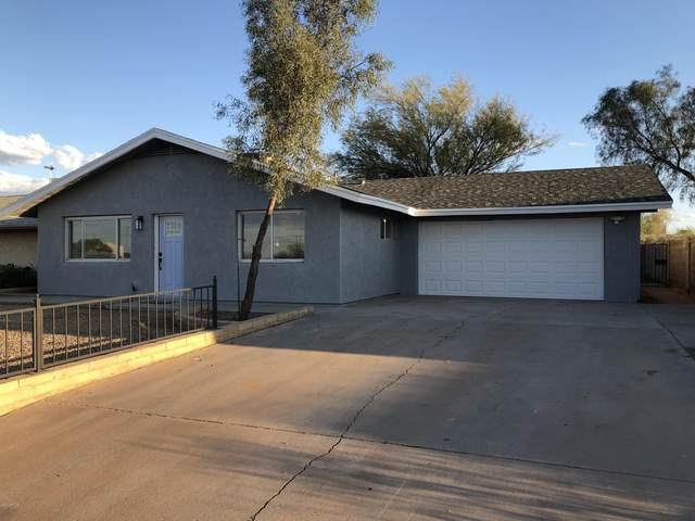 9269 W Magnum Drive, Arizona City, AZ 85123 (MLS #6063284) :: BIG Helper Realty Group at EXP Realty