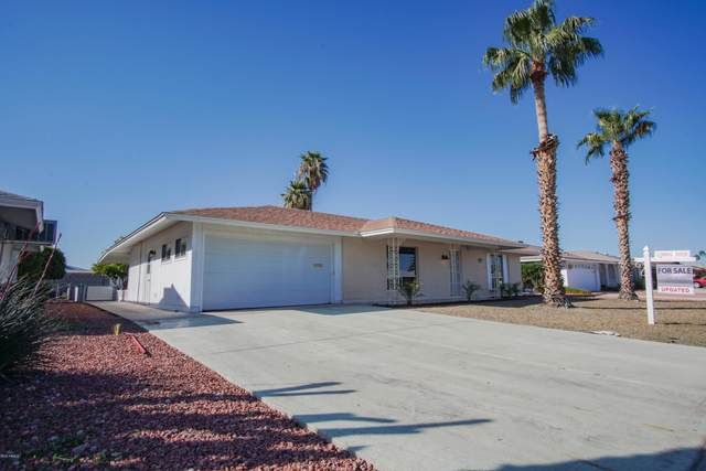 13848 N 103RD Avenue, Sun City, AZ 85351 (MLS #6063295) :: Lux Home Group at  Keller Williams Realty Phoenix