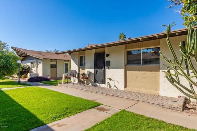 6721 E Mcdowell Road 321F, Scottsdale, AZ 85257 (MLS #6063300) :: The W Group