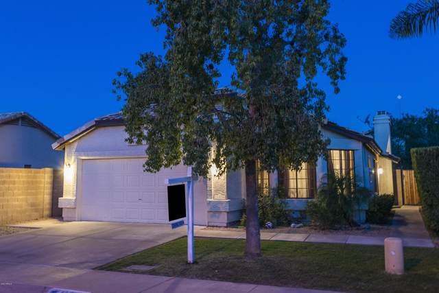 11016 N 59TH Drive, Glendale, AZ 85304 (MLS #6063301) :: Conway Real Estate