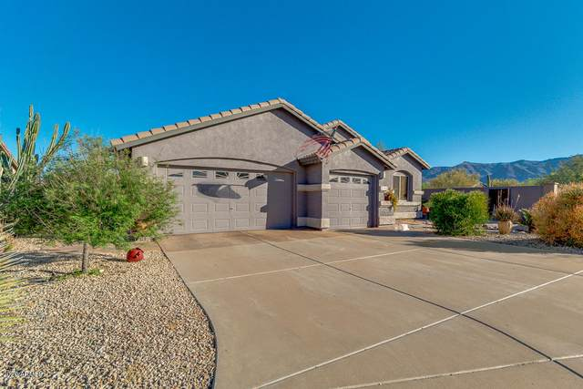 7162 E Cuernavaco Way, Gold Canyon, AZ 85118 (MLS #6063304) :: The Results Group