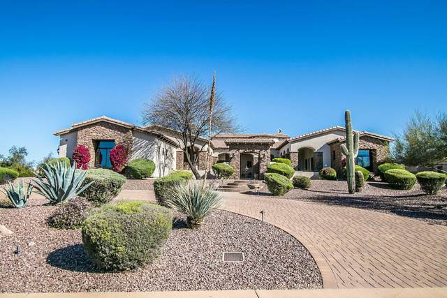 8120 E Camino Adele, Scottsdale, AZ 85255 (MLS #6063306) :: The W Group