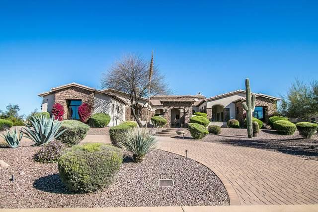 8120 E Camino Adele, Scottsdale, AZ 85255 (MLS #6063306) :: Scott Gaertner Group