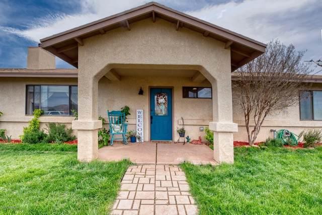 575 E Border Road, Bisbee, AZ 85603 (MLS #6063316) :: Arizona Home Group