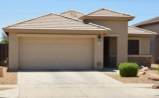 5357 W Huntington Drive, Laveen, AZ 85339 (MLS #6063322) :: Conway Real Estate