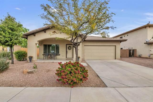1250 E Vermont Drive, Gilbert, AZ 85295 (MLS #6063327) :: Arizona Home Group