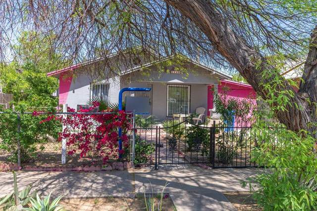 1118 E Garfield Street, Phoenix, AZ 85006 (MLS #6063335) :: Dave Fernandez Team | HomeSmart