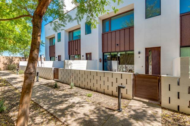540 W Mariposa Street #8, Phoenix, AZ 85013 (MLS #6063343) :: Conway Real Estate