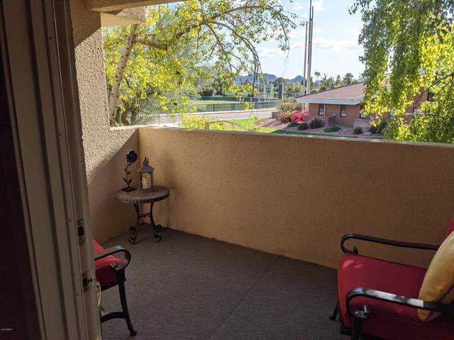 6885 E Cochise Road #219, Paradise Valley, AZ 85253 (MLS #6063349) :: Riddle Realty Group - Keller Williams Arizona Realty