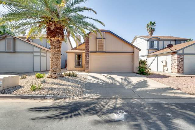 1915 S 39TH Street #93, Mesa, AZ 85206 (MLS #6063369) :: CC & Co. Real Estate Team
