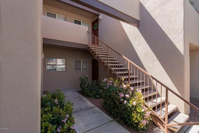 11260 N 92ND Street #1112, Scottsdale, AZ 85260 (MLS #6063380) :: Conway Real Estate