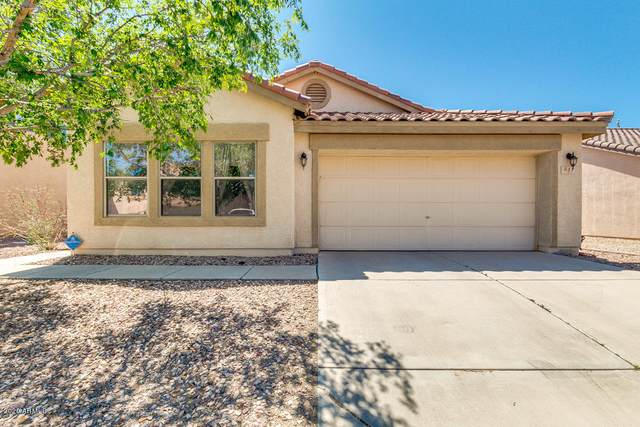 541 W Palo Verde Street, Casa Grande, AZ 85122 (MLS #6063388) :: Revelation Real Estate