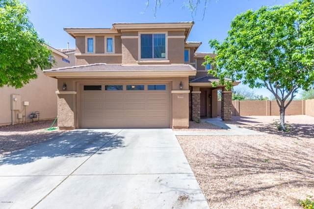 3684 S Star Canyon Drive, Gilbert, AZ 85297 (MLS #6063393) :: Conway Real Estate