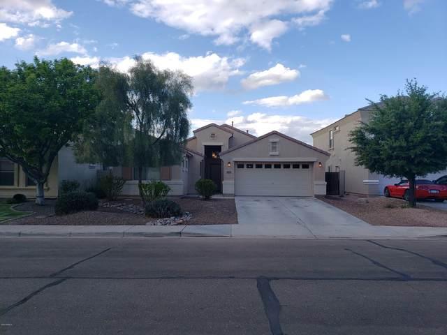602 E Baker Drive, San Tan Valley, AZ 85140 (MLS #6063398) :: Riddle Realty Group - Keller Williams Arizona Realty