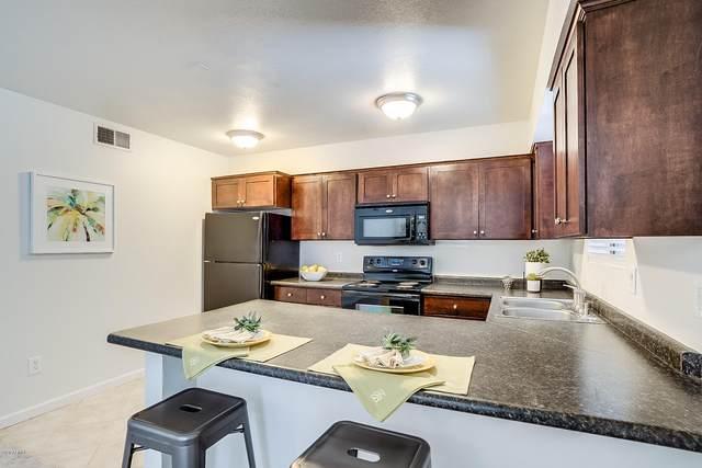 1014 E Spence Avenue #106, Tempe, AZ 85281 (MLS #6063404) :: Lifestyle Partners Team