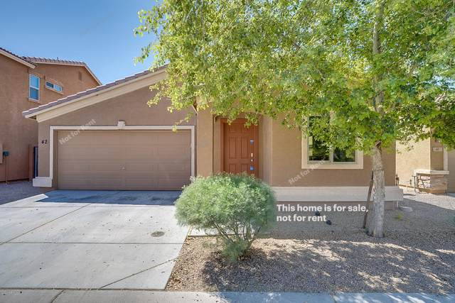 900 W Broadway Avenue #42, Apache Junction, AZ 85120 (MLS #6063428) :: Keller Williams Realty Phoenix