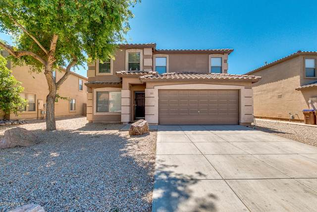 4321 E Whitehall Drive, San Tan Valley, AZ 85140 (MLS #6063462) :: Dijkstra & Co.