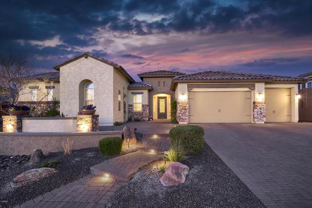 27693 N Silverado Ranch Road, Peoria, AZ 85383 (MLS #6063490) :: Dave Fernandez Team | HomeSmart