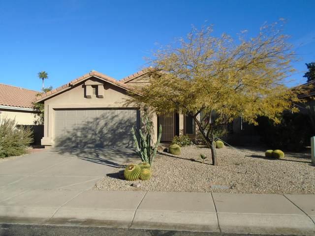 7214 E Camino Del Monte, Scottsdale, AZ 85255 (MLS #6063518) :: Dijkstra & Co.