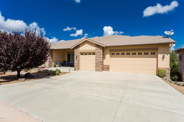 830 N Lakeview Drive, Prescott, AZ 86301 (MLS #6063523) :: The Everest Team at eXp Realty