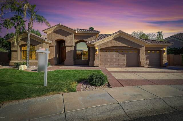 5533 E Ludlow Drive, Scottsdale, AZ 85254 (MLS #6063549) :: Selling AZ Homes Team