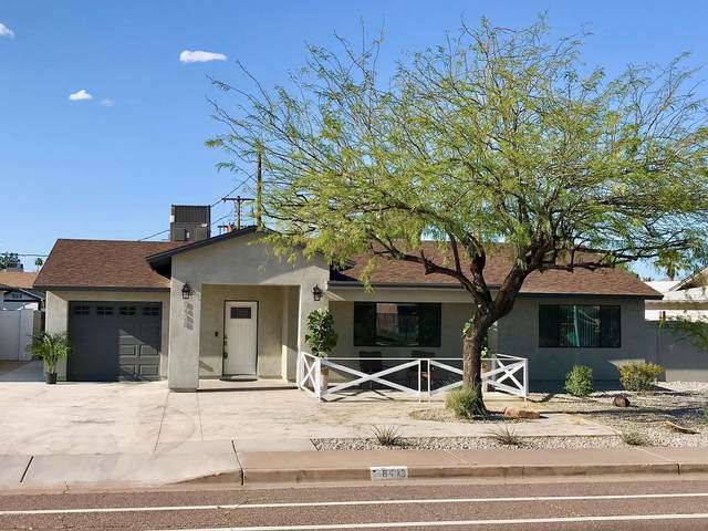 8408 E Oak Street, Scottsdale, AZ 85257 (MLS #6063554) :: Conway Real Estate