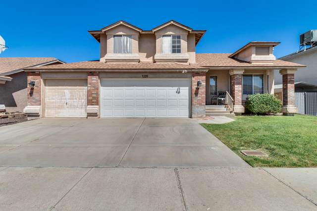 4204 W Chama Drive, Glendale, AZ 85310 (MLS #6063568) :: Conway Real Estate