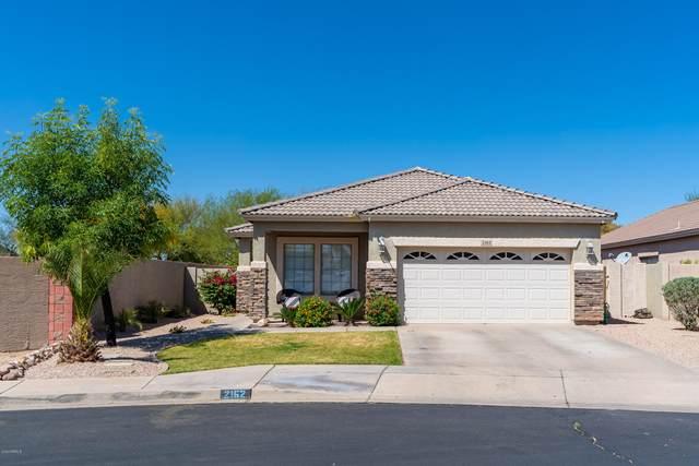 2162 S Abbey, Mesa, AZ 85209 (MLS #6063576) :: The Daniel Montez Real Estate Group