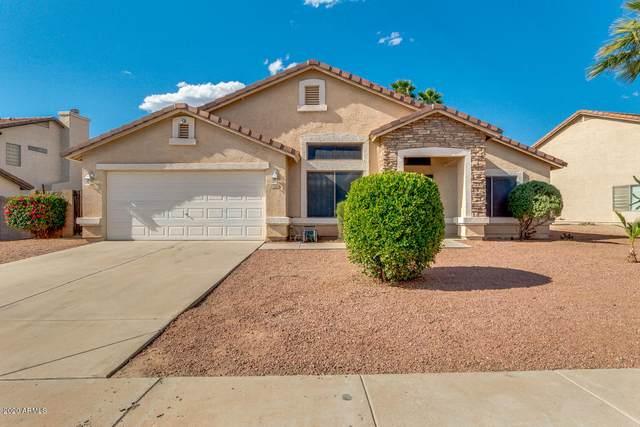 1066 E Bart Street, Gilbert, AZ 85295 (MLS #6063580) :: The Daniel Montez Real Estate Group