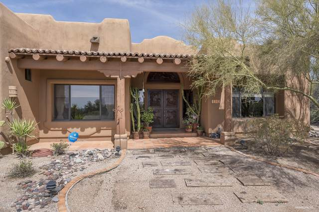 8414 E Sorrel Trail, Scottsdale, AZ 85255 (MLS #6063588) :: The Daniel Montez Real Estate Group