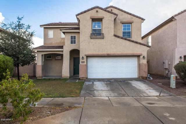 2527 S 89TH Lane, Tolleson, AZ 85353 (MLS #6063594) :: Brett Tanner Home Selling Team