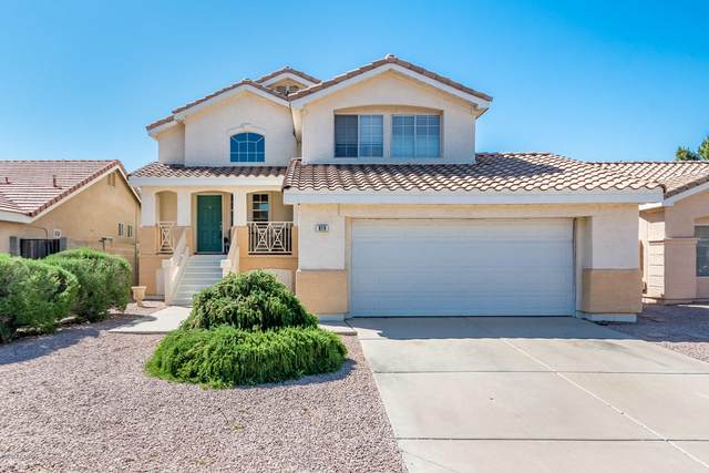 819 W Leah Lane, Gilbert, AZ 85233 (MLS #6063598) :: Revelation Real Estate