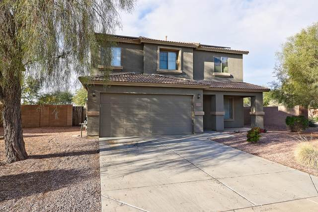 14268 N 160TH Drive, Surprise, AZ 85379 (MLS #6063604) :: The Garcia Group