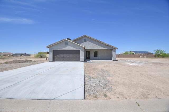 14924 S Amado Boulevard, Arizona City, AZ 85123 (MLS #6063616) :: Howe Realty