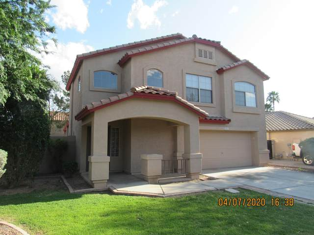 1835 E Galveston Street, Gilbert, AZ 85296 (MLS #6063620) :: Revelation Real Estate