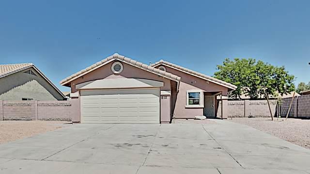 612 E Racine Place, Casa Grande, AZ 85122 (MLS #6063647) :: Revelation Real Estate