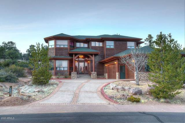 1013 N Scenic Drive, Payson, AZ 85541 (MLS #6063656) :: Arizona 1 Real Estate Team