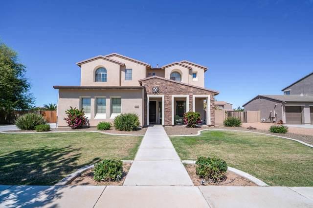 19242 E Escalante Road, Queen Creek, AZ 85142 (MLS #6063686) :: Conway Real Estate