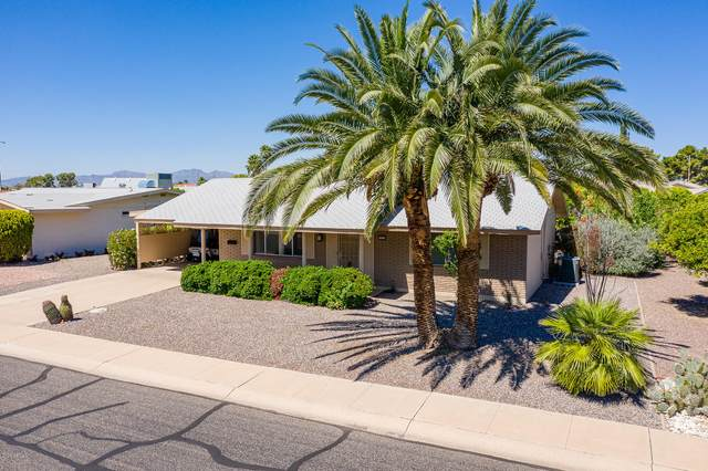 10932 W Deanne Drive, Sun City, AZ 85351 (MLS #6063692) :: Riddle Realty Group - Keller Williams Arizona Realty