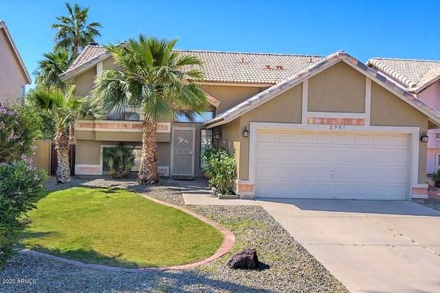 2901 E Liberty Lane, Phoenix, AZ 85048 (MLS #6063700) :: Keller Williams Realty Phoenix