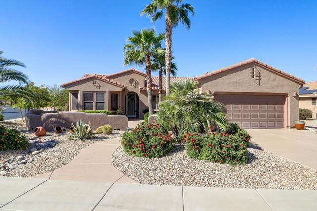 20804 N Grand Staircase Drive, Surprise, AZ 85387 (MLS #6063737) :: The Garcia Group